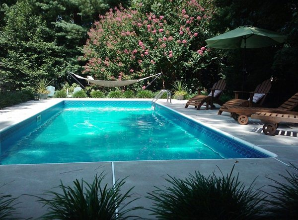 Custom Vinyl Liner Pool Designs | Lusk Pools & Leisure Products