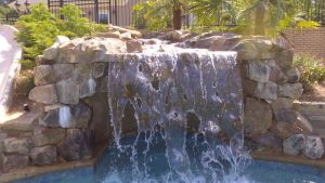 Custom Water Features and Slides